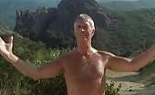 Bear Chad Everett naked in Wake Up Ron Burgundy