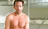 Cock jockey David Faustino naked in Star-ving