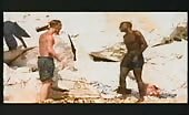 Fruitcake Djellil Lespert Heads Down to Nudist Beach