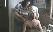Poofter Jason Gann Gets Sensual Naked Massage