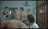 Gays Josh Lucas, Brian McGovern and Andrew Clover in True Blue nude