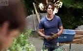Uphill gardener Keegan Allen in  Pretty Little Liars