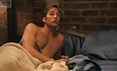 Bear Ryan Hansen naked in Friends with Benefits