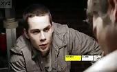 Shit stabber Tyler Hoechlin in Teen Wolf