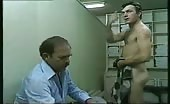 Hot gay Vince Martin Ripkin naked in the shower