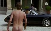 Cock smoker Bernard Yerles naked