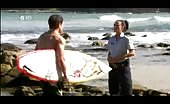 Dan Ewing and Steve Peacock Australian bummers discuss surfing