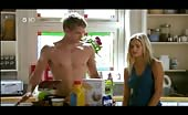 Luke Mitchell the Aussie pansy gets his kit off