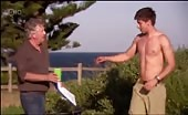 Twunk Lincoln Younes Topless Uphill Gardening