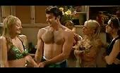 Bear Ben Lawson shows hairy chest