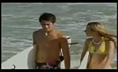 Cock jockey Heath Shirtless & Hot at the beach
