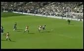 Hot soccer homo Joe Cole scores against Manchester United