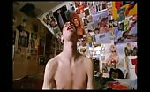 Super Hunk Danny Dyer Wanking Naked In His Bedroom