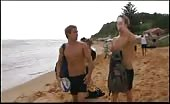 Lincon Lewis & Todd Lasance the Aussie studs