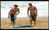 Aussie hunks Rhys Wakefield & Mark Furze Shirtless