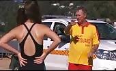 Luke Mitchell the Aussie shit stabber looks ready
